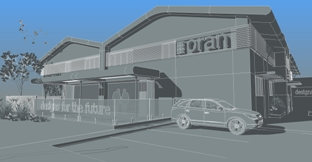 Oran Ltd Facade and Store Front