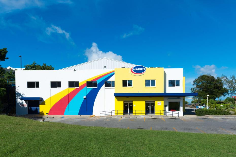 Harris Paints Barbados Ltd.
