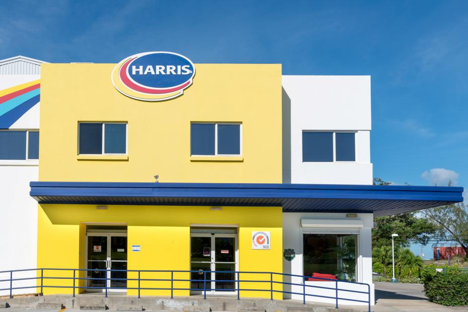 Harris Paints 4a