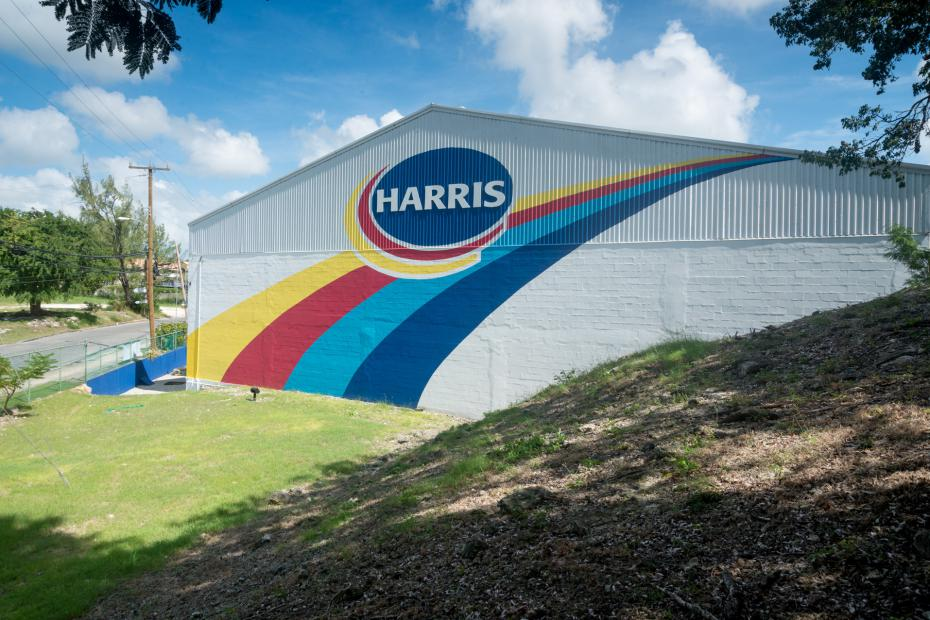 Harris Paints 8