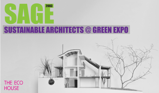 Studio Blue Architects Eco house 1