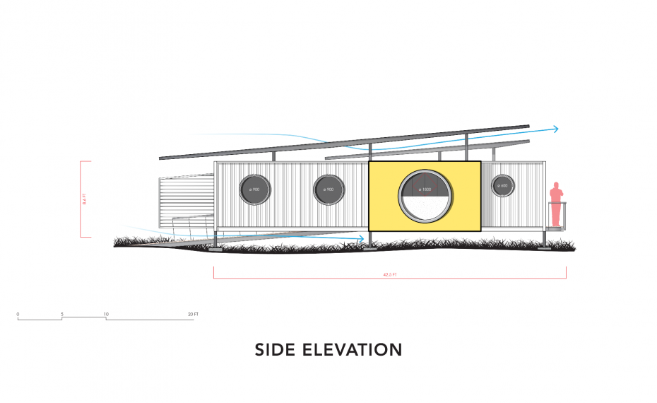 Studio Blue Architects Container House (11)