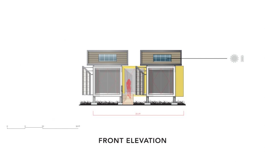 Studio Blue Architects Container House (12)