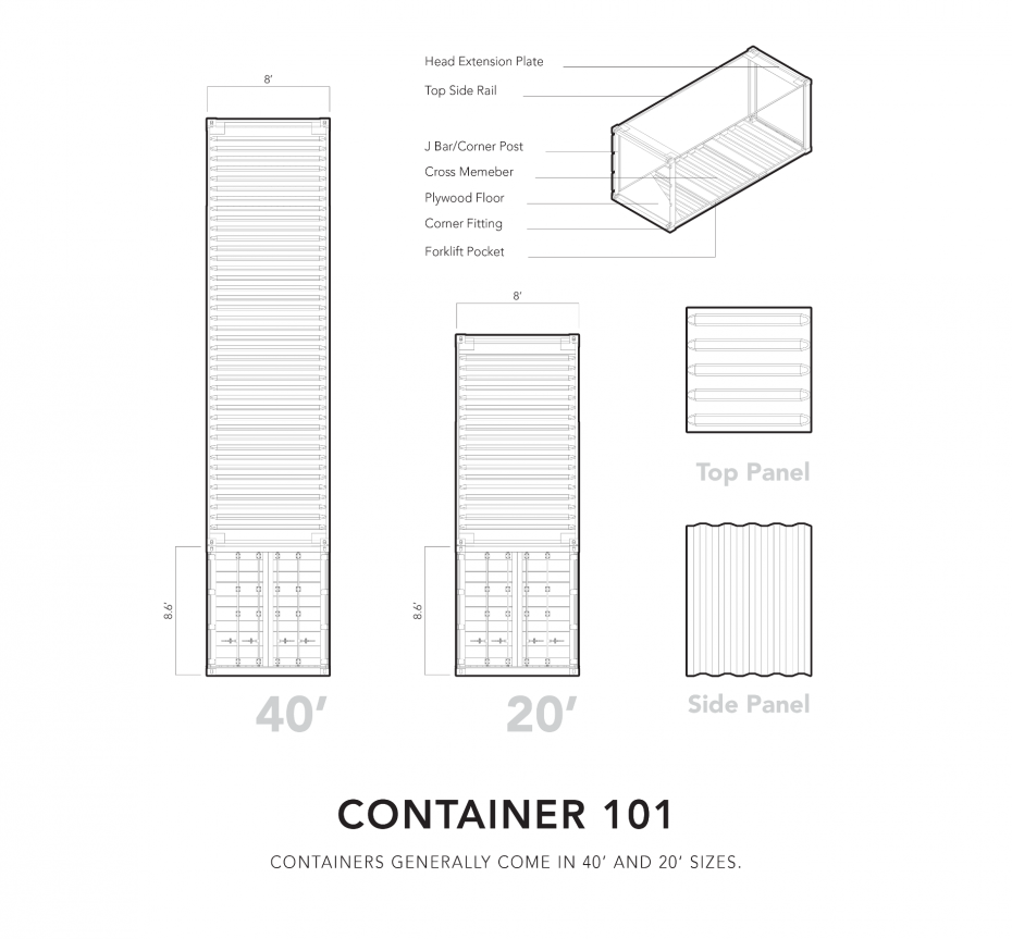 Studio Blue Architects Container House 1a