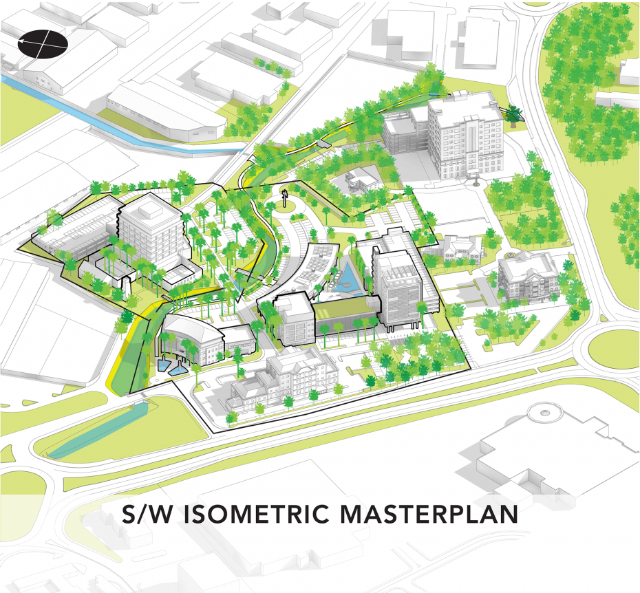 Studio Blue Architects Inc Warrens Master Plan 13