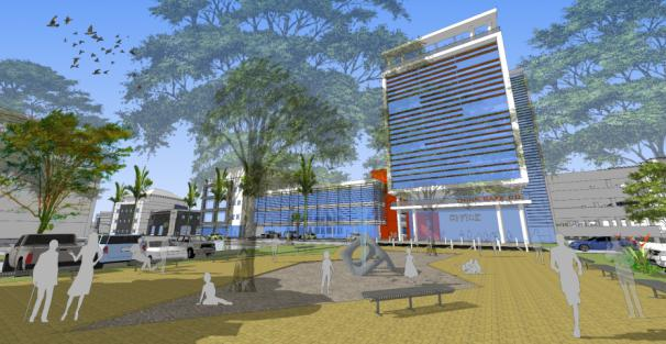 Studio Blue Architects Inc Warrens Master Plan 0